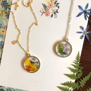 resin jewelry class