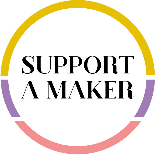 support a maker with our Mama + Maker Scholarship Fund icon